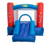 YARD Home Use Mini Inflatable Bouncers Kids Toys Bouncey Castle for Birthday Party