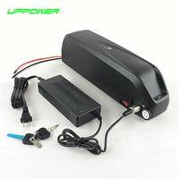 US EU No Tax Ebike Down Tube Battery With USB 10Ah 36V Electric Bike Battery For