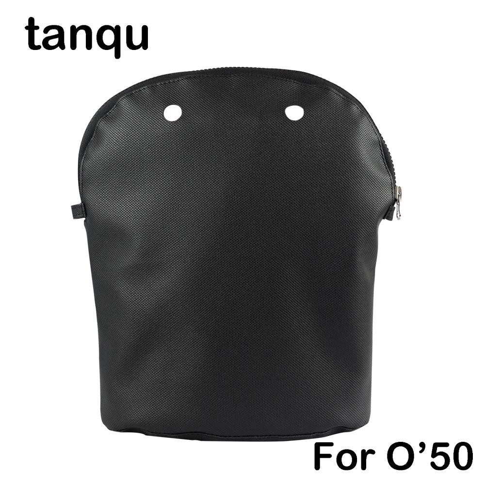 Advanced Zipper Waterproof PU Leather Inner Lining for Obag 50 Super Pocket Insert for O Bag 50Advanced Zipper Waterproof PU Leather Inner Lining for Obag 50 Super Pocket Insert for O Bag 50