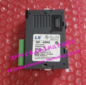 Image 3 - 100% Novo e original XBF AD04A LS (LG) PLC 4 canais de entrada analógica (tensão/corrente)