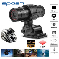 spash Waterproof Video Camera Professional Helmet Camcorder Cam HD 1080P Action DVR Sports Action Recorder for Bike Motorcycle