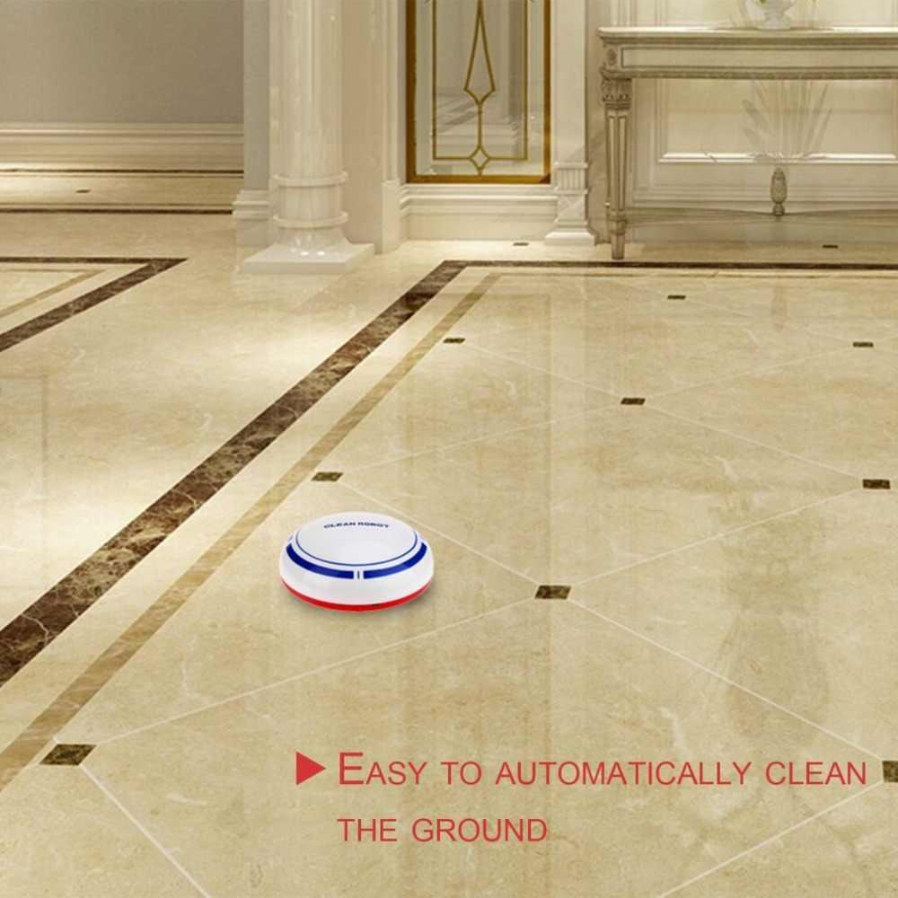 USB перезаряжаемые развертки робот-устройство небольшой размер окружающей среды умный бытовой уборщик робот Автоматический робот-уборщик