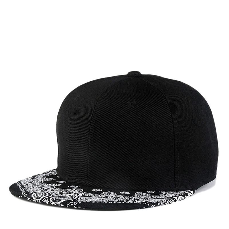 SNP Men Women's   cap   Snapback male   Baseball     Cap   for women Hip hop Hat gorras Black   Cap   with straight visor casquette homme