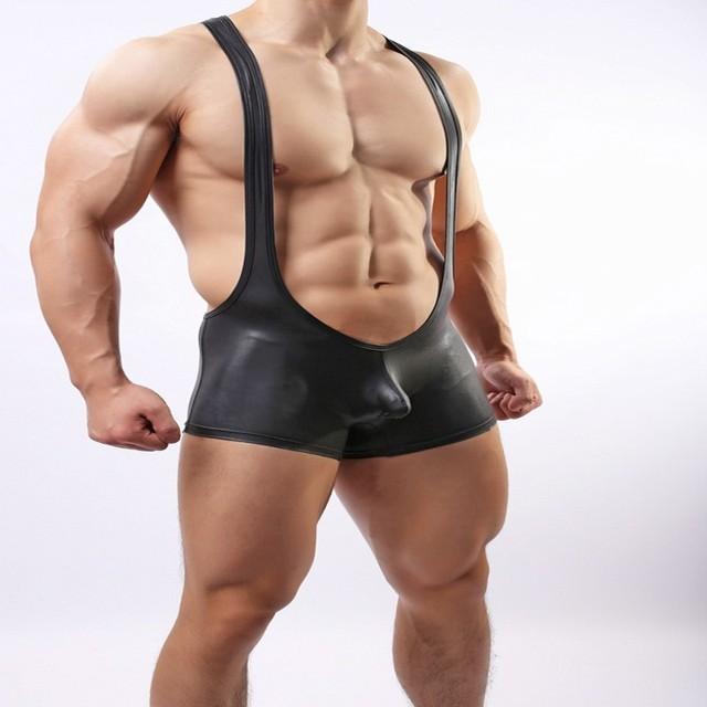 Singlet men sexy