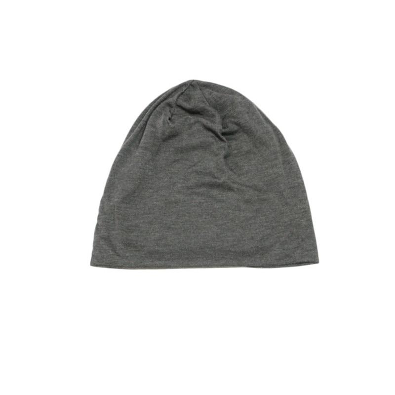100% Wahr 2019 Winter Warme Hüte Für Frauen Casual Styling Gestrickte Kappen Einfarbig Baskenmütze Hüte Männer Hüte Für Jungen Und Mädchen Gestrickte Kappen