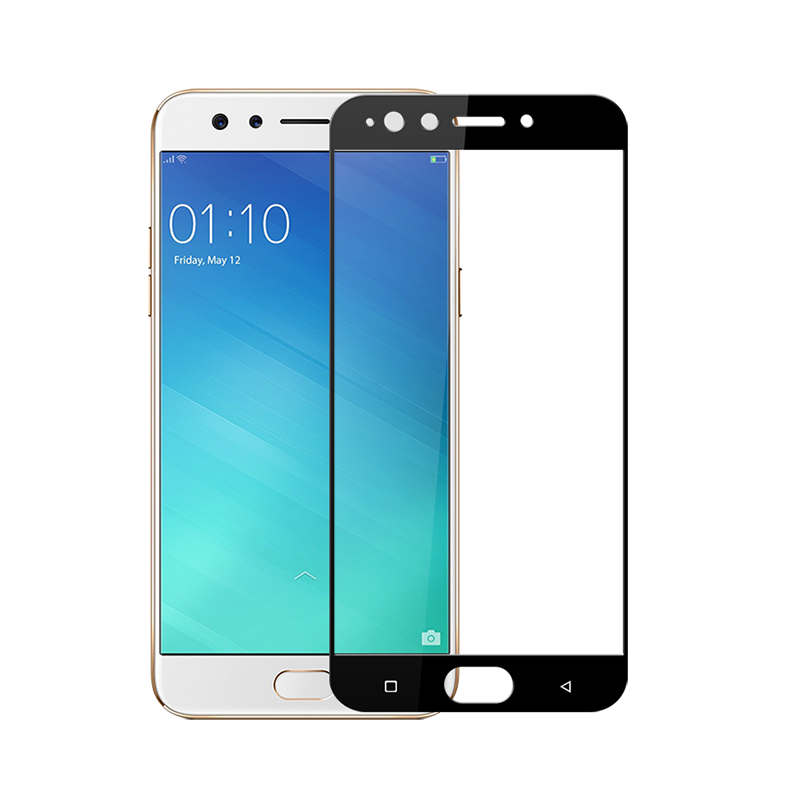 McCollum 3D Protective Glass For OPPO F3 Oppo A77 Glass Phone Screen Protection 5.5 inch Tempered Glass Screen Protector