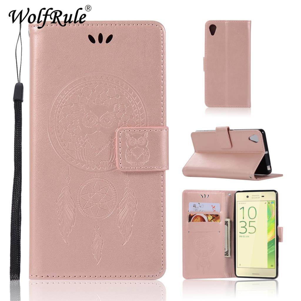 For Cover Sony Xperia X Performance Case Flip Leather Case for Sony Xperia X Performance Cover Case For Sony X Performance Case
