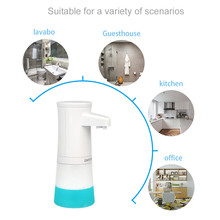 Hot Smart Auto Induction Foaming Hand Washer Wash Automatic Soap Dispenser 0.25s Infrared induction For Family Kitchen Bathroom auto foaming hand washer automatic touch less soap dispenser portable soap dispensers bathroom product