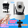 720P Infrared Wifi Camera PTZ P2P Wireless HD 1.0MP IP network IRCUT CMOS Security Surveillance CCTV Night Vision
