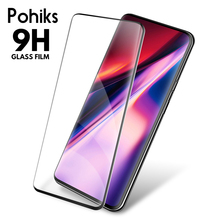 Pohiks Screen Protector Glass For OnePlus 7 Full Coverage 3D Curved Tempered Film