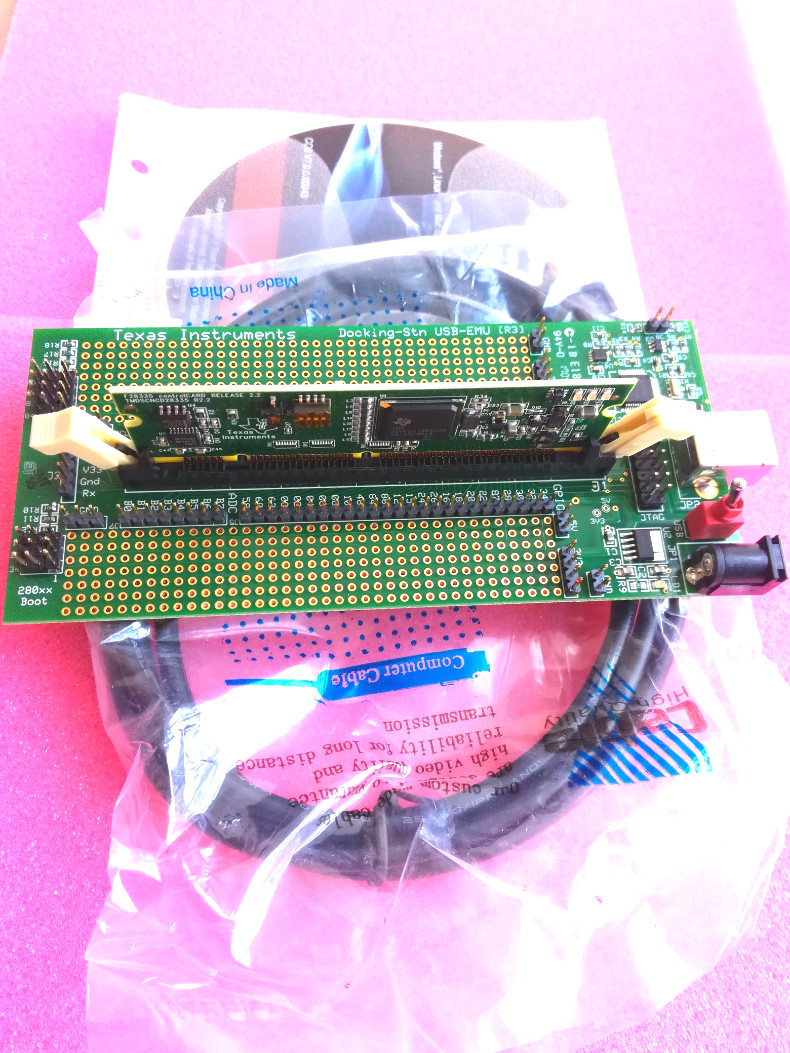 TMDSDOCK28335 TMS320F28335 Experimental Board Kit Development Board C2000 Development Board