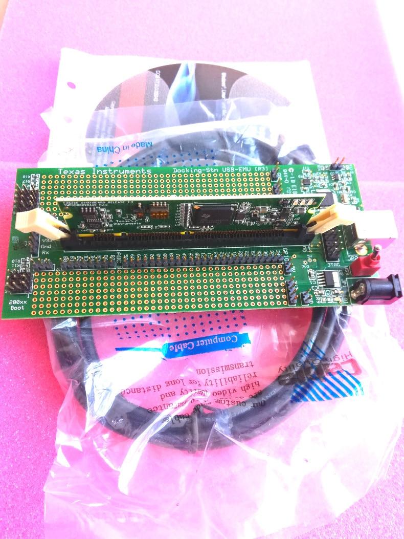 TMDSDOCK28335 TMS320F28335 Experimental Board Kit Development Board C2000 Development Board
