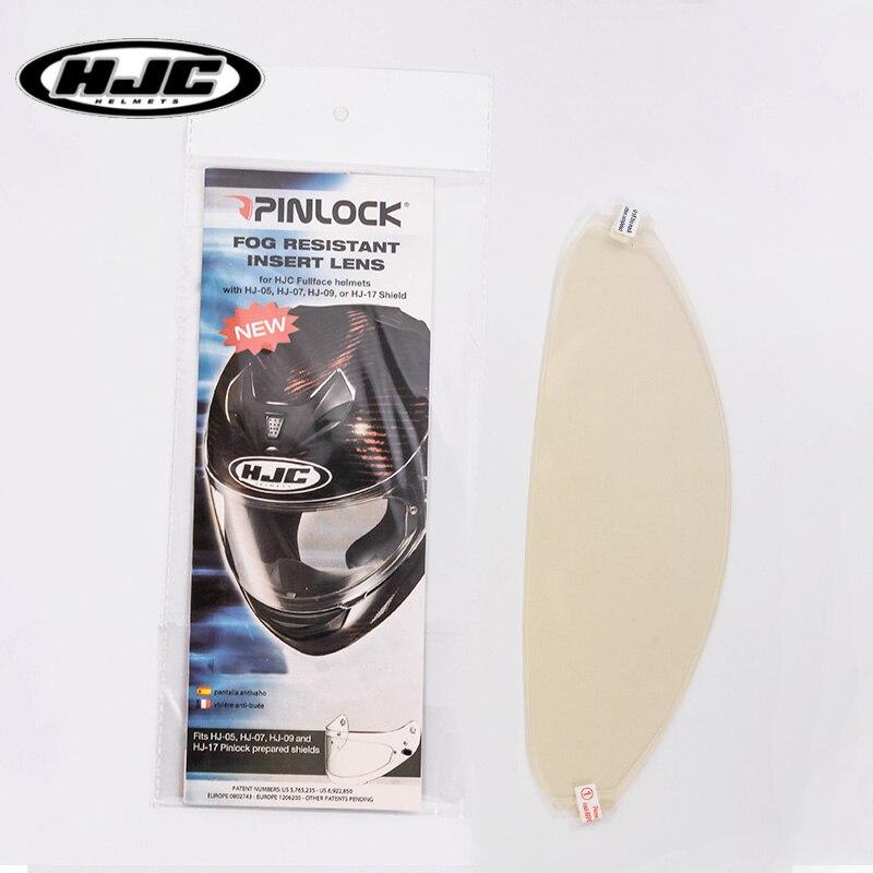 HJC HJ-05,HJ-07,HJ-09,HJ17 PinLock Clear Insert Motorcycle Helmet Shield//Visor