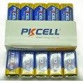 10 pcs pkcell 9 v bateria baterias 9 v do zinco do carbono 6f22 super pesado não-bateria recarregável para rádio microfones sem fio