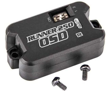 Walkera Runner 250(R)-Z-19 OSD Runner 250 Advance Spare Parts Runner 250 Parts Free Track Shipping
