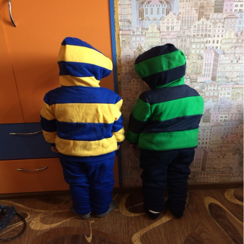 Boys-Girls-Children-Hoodies-Winter-Wool-Sherpa-Baby-Sports-Suit-New-2014-Jacket-Sweater-Coat-Pants-Thicken-Kids-Clothes-Sets-4
