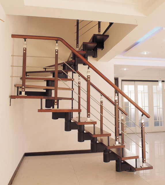 Construir escalera madera fabulous interesting escaleras for Construir escalera interior