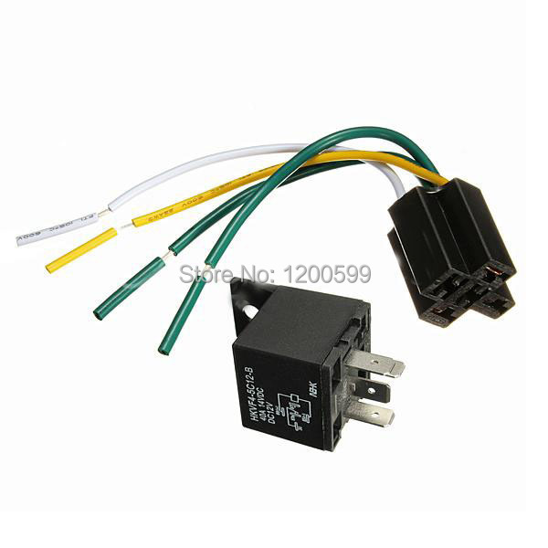 1x 12v 12volt 30a 40a auto automotive relay socket 30 amp 40 amp 4 pin relay wiring diagram 1x 12v 12volt 30a 40a auto automotive relay socket 30 amp 40 amp relay