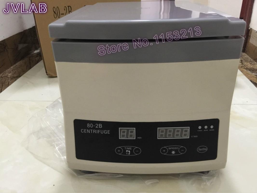 PRP центрифуги цифровой Дисплей 80-2B PPP центрифуга для сыворотки жировой сепаратор медицинский эксперимент лаборатории центрифуги 4000 об./мин. ...