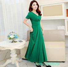Maxi Dress Plus Size Women