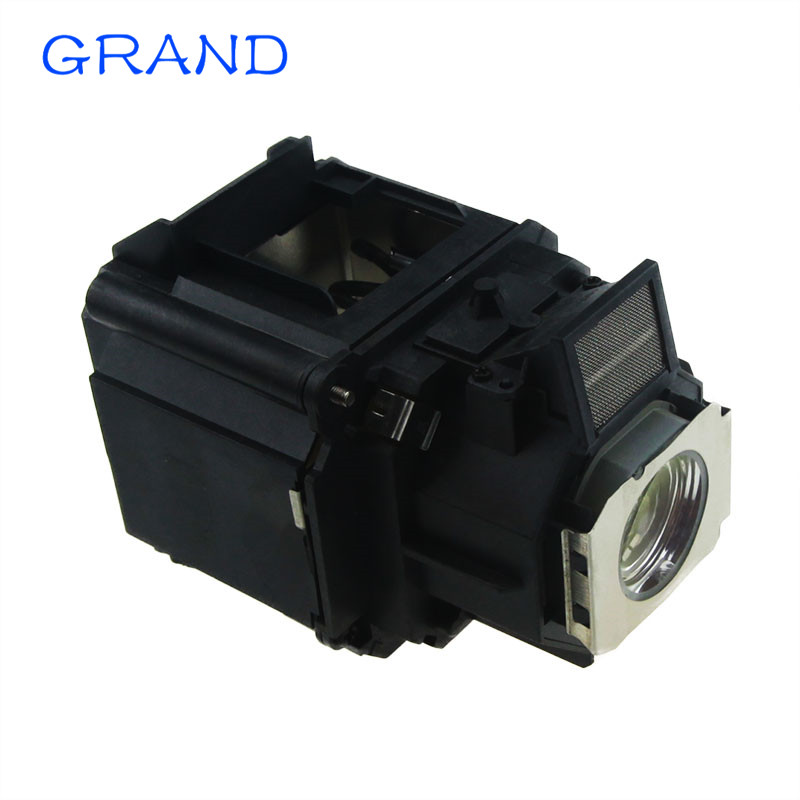 Replacement Projector Lamp with housing ELPLP63 for Epson EB-G5900  EB-G5650W G5650W EB-G5750WU EB-G5950 EB-G5800 HAPPY BATE aliexpress hot sell elplp76 v13h010l76 projector lamp with housing eb g6350 eb g6450wu eb g6550wu eb g6650wu eb g6750 etc