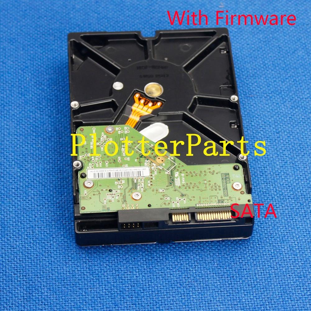 Hard disk drive Com firmware para HP