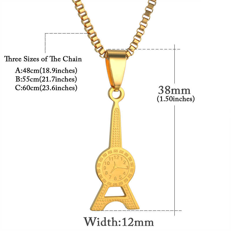 Egyptian Choker Necklace for Women MENS Gold Chain Smalll Stainless Steel Necklace Pendant on neck Vintage Statement Necklace