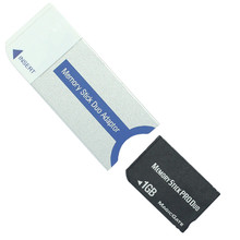 цена на Original!!! 1GB 2GB Memory Stick Pro Duo Memory Cards With Memory Stick Pro Duo Adapter