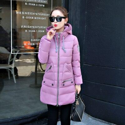 0e6250eebb3de Big Size 7XL Winter Jacket Women 2017 New Europe Style Hooded Slim ...