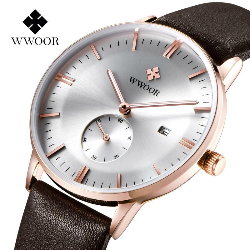 Prix pour Véritable Bracelet En Cuir Sport Montres Hommes Quartz Heures Casual Montre Étanche Relogio Masculino 2016 Marque De Luxe Date Horloge Hommes