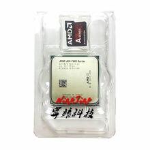 AMD A10 Series A10 7870 K A10 7870 K 3,9 ГГц четырехъядерный ЦПУ процессор AD787KXDI44JC разъем FM2 +