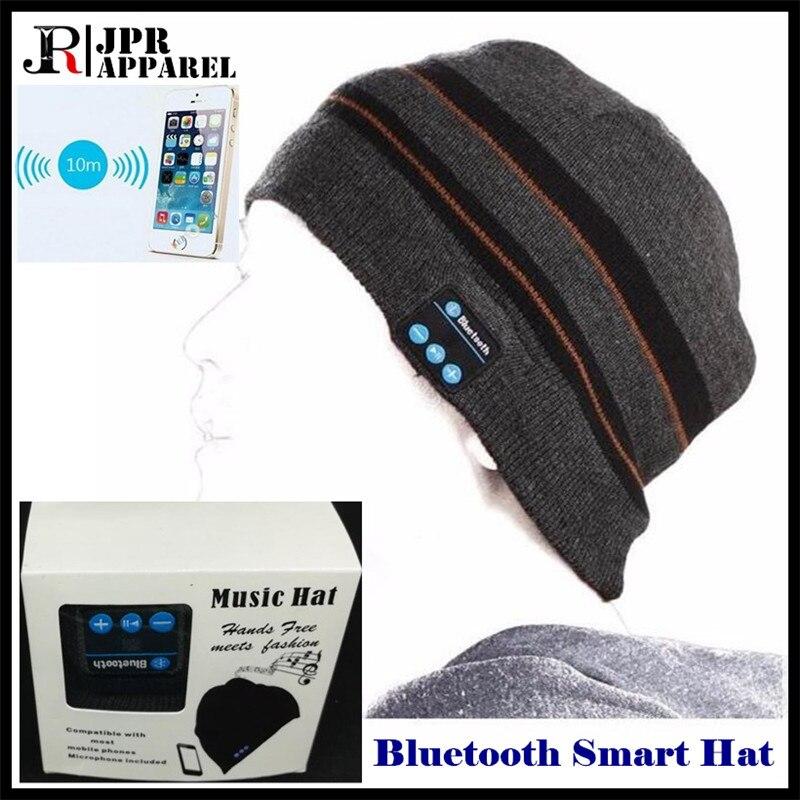 ộ_ộ ༽Boy & Girl & hombre y mujer inalámbrico Bluetooth 3,0 gorrita ...