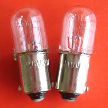 Miniature bulb 110v 3w ba9 s t10x28 5000h a590
