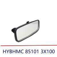 Interior Rear View Mirror for hyundai Accent Elantra GT Santa Fe Tucson Veloster for KIA RIO SOUL OPTIMA SPORTAGE 85101 3X100