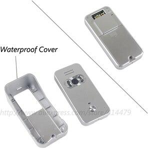 Image 5 - Cheap 9 inch Color LCD Monitor Video Door Phone Doorbell Intercom System 940nm Night Vision Speakerphone Camera