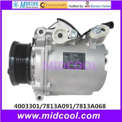 Compresor de CA automático de alta calidad MSC90CAS para Mitsubishi 4003301 7813A091 7813A068