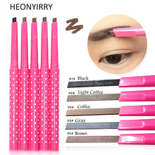 Dark Brown Eyebrow Enhancers Women Makeup Product Waterproof Brown 7 Days Eye Brow Eyebrow Tattoo Pen Liner Makeup
