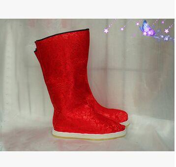 07 Chinesische Stiefel In Und chinesische Spezialanwendung Us25 Zubehör Neuheiten Alte 15Off Schuhe Aus Han Kaiser Fu dxWroBCe