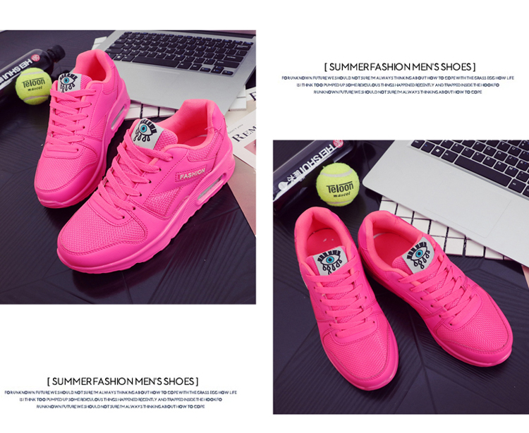 18 Fashion Sneakers Women Shoes Spring Tenis Feminino Casual Shoes Outdoor Walking Shoes Women Flats Pink Flas Ladies Shoes 29
