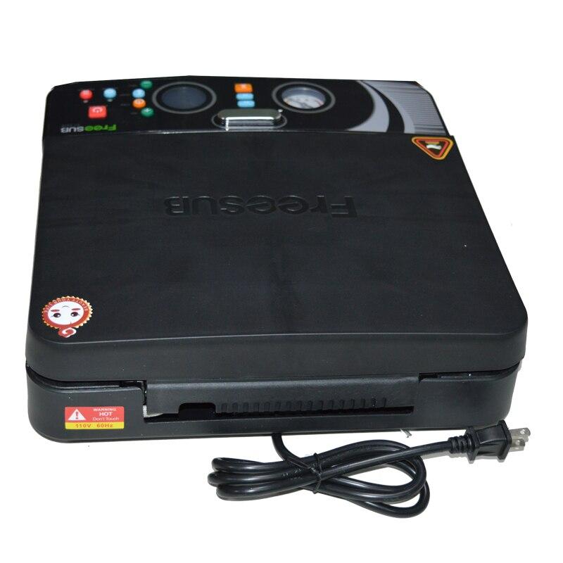 4 шт. ST 2030 3d вакуумная Сублимация/мини цифровая теплопередача/термопресс машина для телефона чехол печать обложек - 3