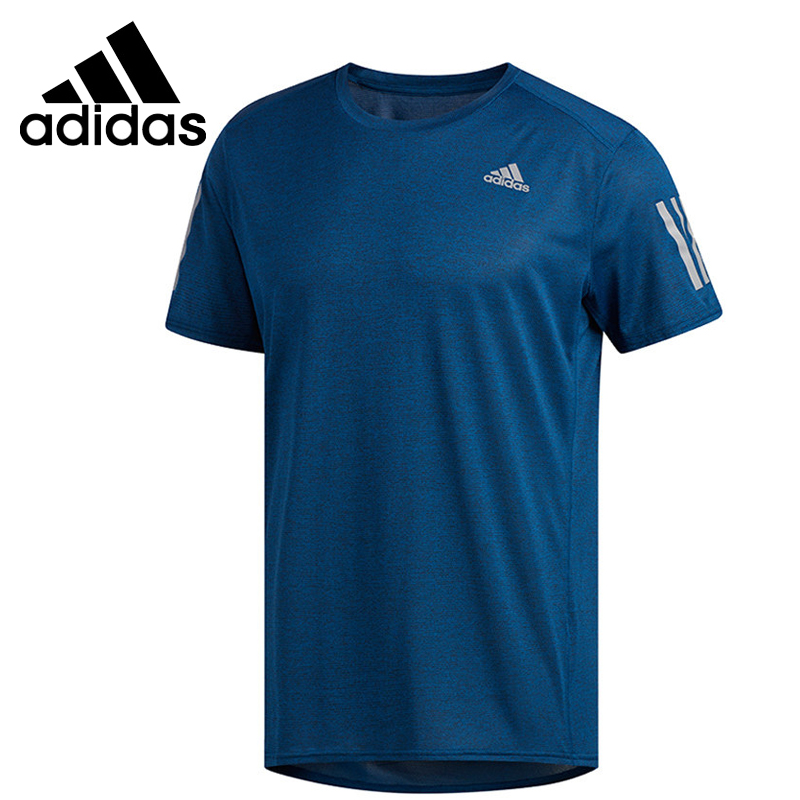 Original New Arrival  Adidas RESPONSE TEE M Men's T-shirts short sleeve Sportswear