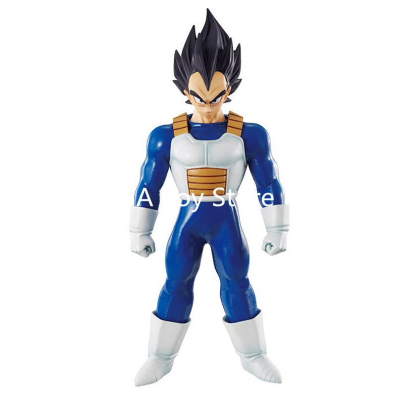 Figurine Dragon Ball Z Super Saiyan Dimension de Dragon Ball végéta PVC figurine de collection jouet poupée 21 CM