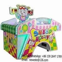 Coin Operated Sheep Kids Air Hockey Table Arcade Game Machine