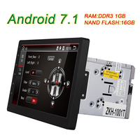 7 HD 2Din Android 7 1 Car DVD Player GPS Navigation Multimedia Stereo Auto Radio Video