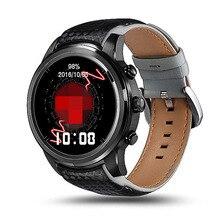 Смарт-часы Android 5,1 gps часы 3g поддержка sim-карты 3g Bluetooth Wifi монитор сердечного ритма сенсорный экран Android телефон