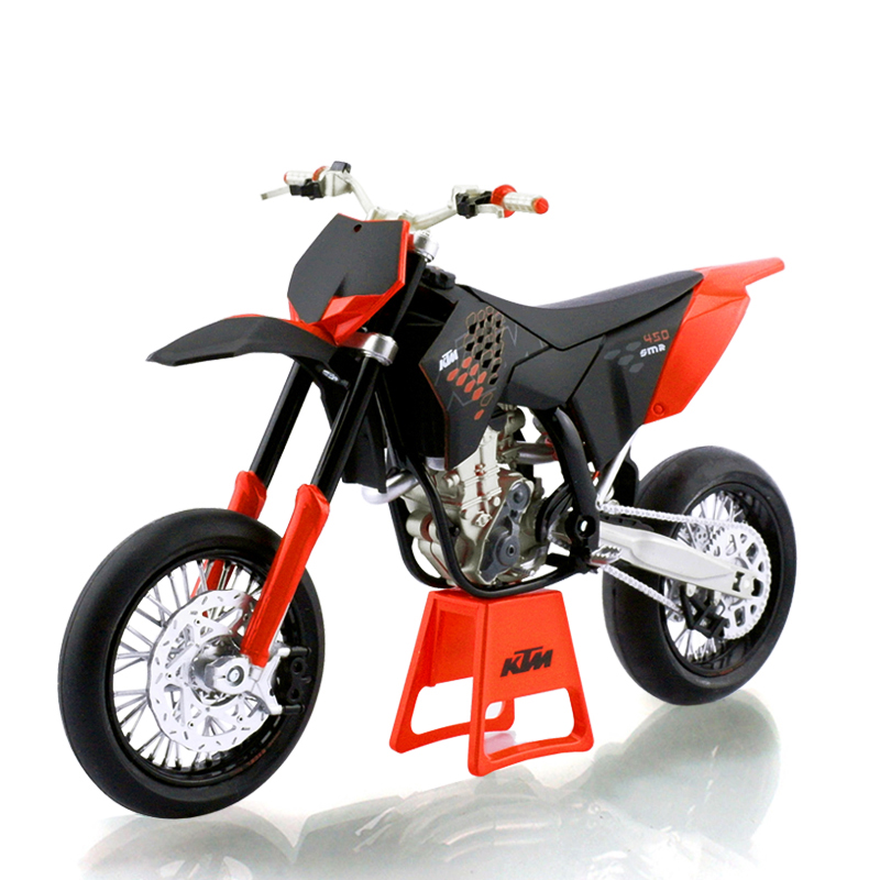ktm 450 smr 09 off road 1 12 scale alloy metal diecast. Black Bedroom Furniture Sets. Home Design Ideas