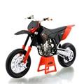 KTM 450 SMR 09 Off-Road escala 1:12 Liga modelos de metal diecast corrida de moto em miniatura de Brinquedo Para O Presente coleção