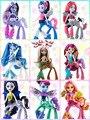 Оригинал Monstr Высокие Девушки Yeti Олень Испуга-кобыл Pyxis Prepstockings Выводок Evenfall Куклы Для Девочек Подарки Mh Monsters Inc Toys