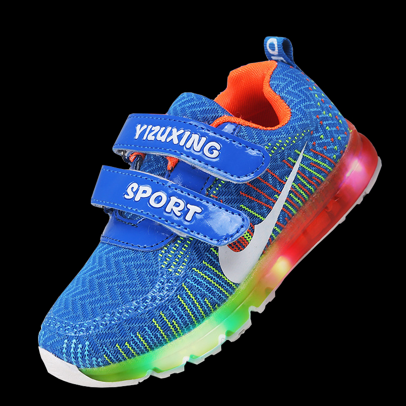 led shoes enfant kids light up shoes flashing for Children shoes with light  led shoes toddler Boy glowing sneaker luminous b58a85509