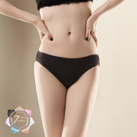 100 Silkworm Real Pure Silk Women Breathable Comfort Thin Section Low Waist Lady Sexy Briefs Summer